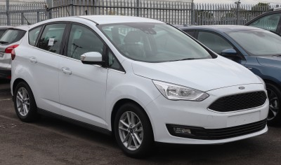 Ford C-Max II Facelifting