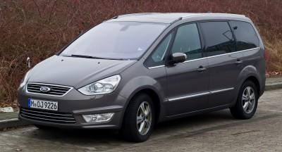 Ford Galaxy II Facelifting