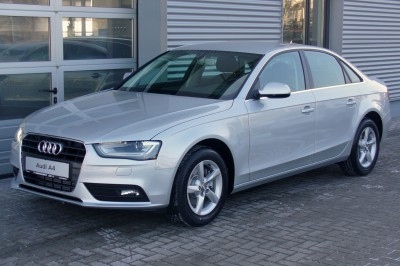 Audi A4 B8/8K Facelifting