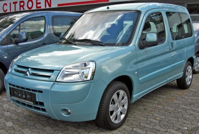 Citroen Berlingo I Facelifting