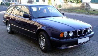 BMW Seria 5 E34