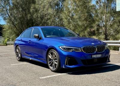 BMW Seria 3 G20/G21/G28