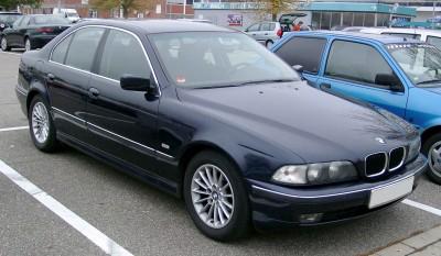 BMW Seria 5 E39