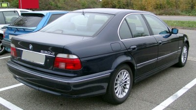 BMW Seria 5 E39 Facelifting