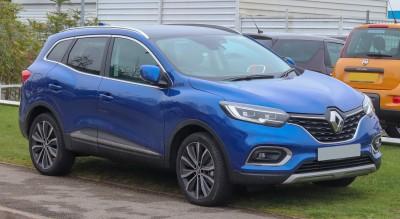 Renault Kadjar I Facelifting