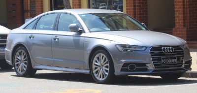 Audi A6 4G/C7 Facelifting