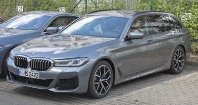 BMW Seria 5 VII (G30/G31) Facelifting