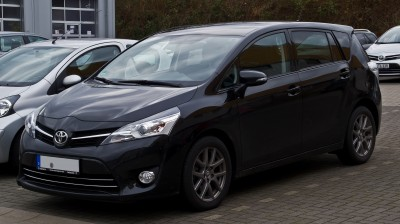 Toyota Verso I Facelifting