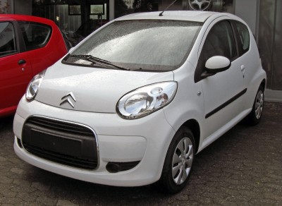 Citroen C1 I Facelifting