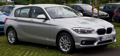 BMW Seria 1 F20/F21 Facelifting