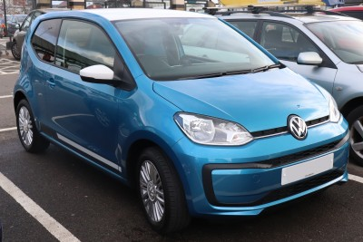 Volkswagen up! I Facelifting