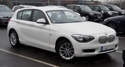 BMW Seria 1 F20/F21