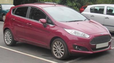 Ford Fiesta VI Facelifting