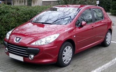 Peugeot 307 I Facelifting