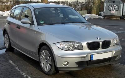 BMW Seria 1 E81-E88
