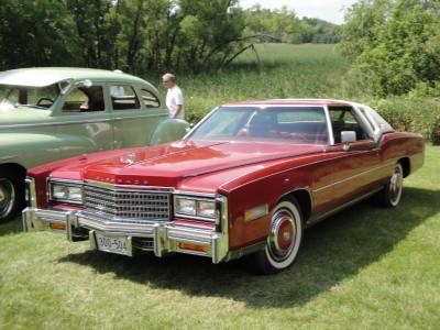Cadillac Eldorado IX