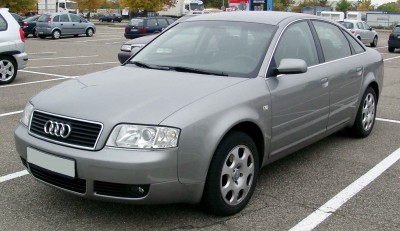 Audi A6 4B/C5 Facelifting