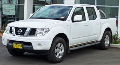 Nissan Navara D40 Facelifting