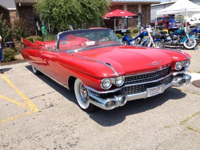 Cadillac Eldorado IV