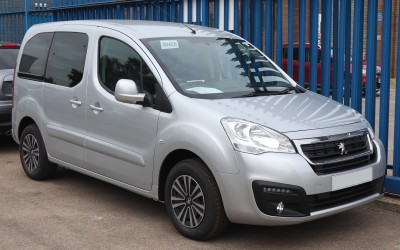 Peugeot Partner II 2 Facelifting