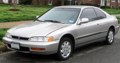 Honda Accord V Facelifting