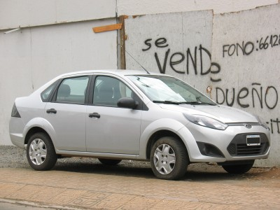 Ford Fiesta V 2 Facelifting