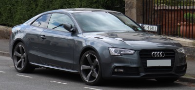 Audi A5 8T Facelifting
