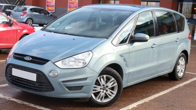 Ford S-Max I Facelifting