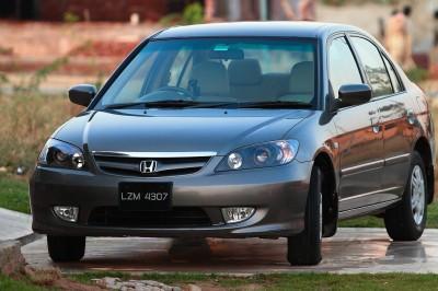 Honda Civic VII Facelifting