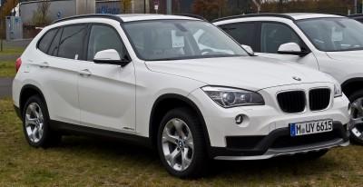 BMW X1 E84 Facelifting