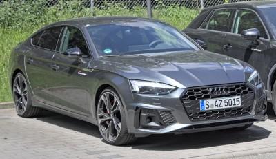 Audi A5 II (F5) Facelifting