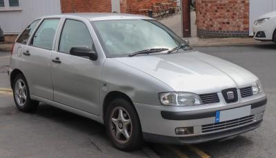 SEAT Ibiza II Facelifting