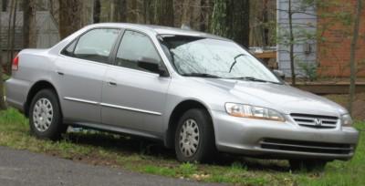 Honda Accord VI Facelifting