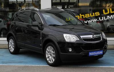 Opel Antara I Facelifting
