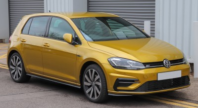 Volkswagen Golf VII Facelifting