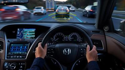 Honda otrzymuje homologację na autonomiczną jazdę
