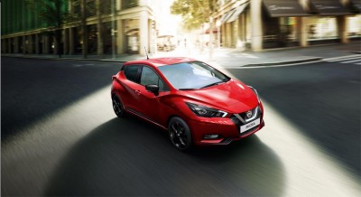 Nowa gama Nissana Micra na 2021 rok