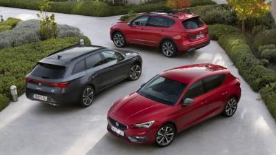 Seat zaprezentował pierwszego hybrydowego SUVa: Tarraco e-HYBRID